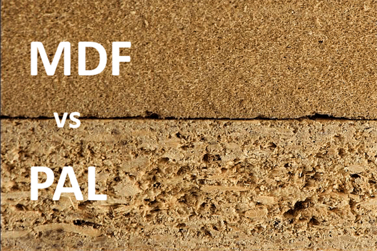 Diferențele dintre PAL și MDF