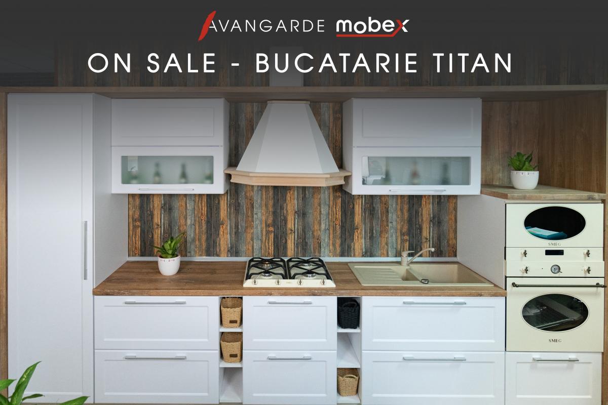 ON SALE - BUCĂTĂRIE TITAN
