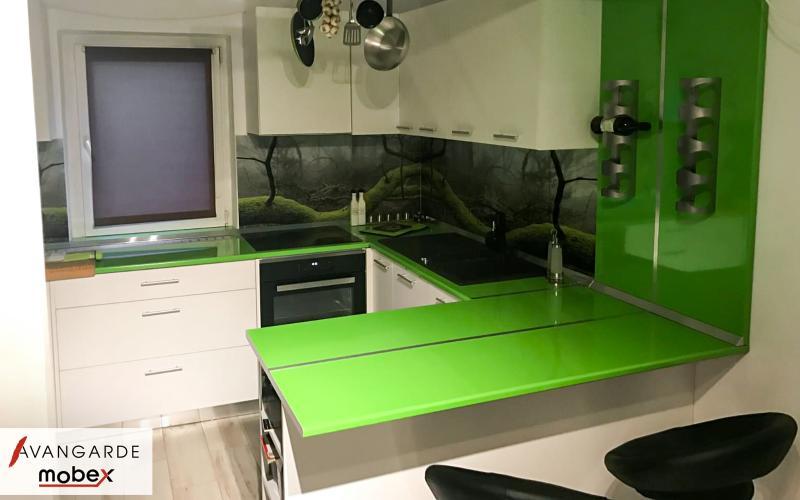 Mobilă de bucătărie MDF